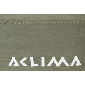 Aclima LightWool Bonnet, ranger green